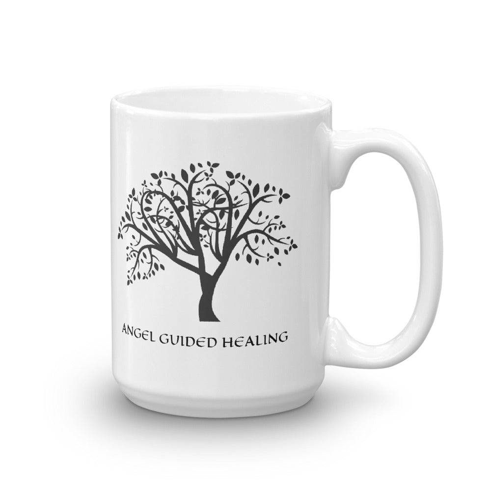 1- Angel Guided Healing - Tree of Life Mug