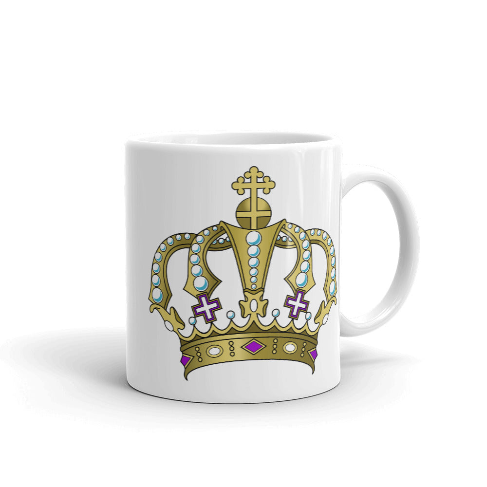 C2 - Crown QUEEN Mug