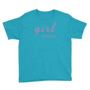YG - Girl gang Youth Short Sleeve T-Shirt