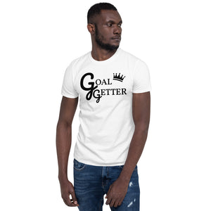 C - Goal Getter Short-Sleeve Unisex T-Shirt