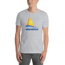 Load image into Gallery viewer, D12 - AQUAHOLIC Short-Sleeve Unisex T-Shirt