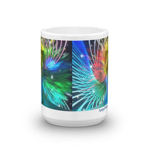 1 - Angel Guided Healing - Chakra Angel Mug