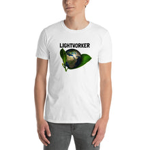 Load image into Gallery viewer, B - Lightworker of Earth Short-Sleeve Unisex T-Shirt