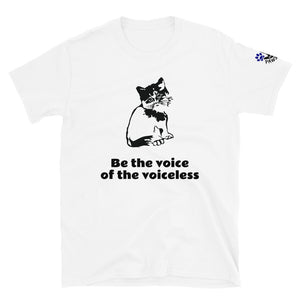 Voice of the Voiceless Short-Sleeve Unisex T-Shirt