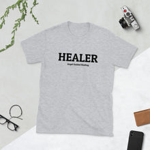 Load image into Gallery viewer, Angel Guided Healing - Healer Short-Sleeve Unisex T-Shirt