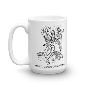 1- Angel Guided Healing - Arch Angel Mug