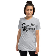 Load image into Gallery viewer, C - Goal Getter Short-Sleeve Unisex T-Shirt