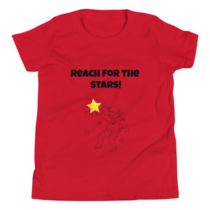 Y9 - Reach for the Stars Youth Short Sleeve T-Shirt