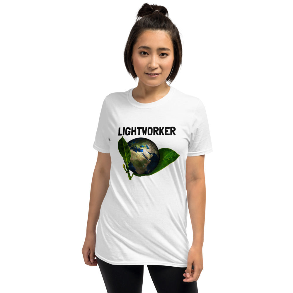 B - Lightworker of Earth Short-Sleeve Unisex T-Shirt