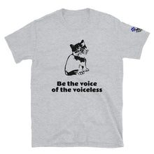 Load image into Gallery viewer, Voice of the Voiceless Short-Sleeve Unisex T-Shirt