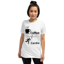 Load image into Gallery viewer, C - Coffee & Cardio Short-Sleeve Unisex T-Shirt