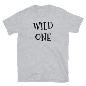 M10 - WILD ONE Short-Sleeve Unisex T-Shirt