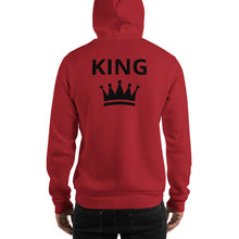Load image into Gallery viewer, MA11 - KING CROWN Hoodie back print