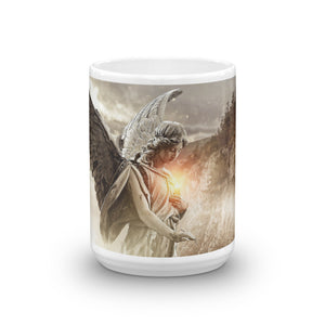 1 - Angel Guided Healing - Healing Light Angel Mug