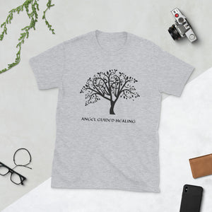 Angel Guided Healing - Tree of Life Short-Sleeve Unisex T-Shirt