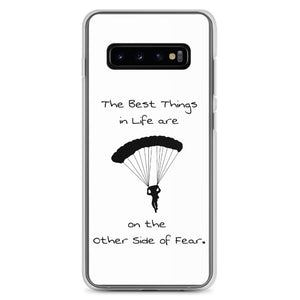 D7 - Skydiving Best Things in Life Samsung Case