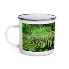 Load image into Gallery viewer, Merry Christmas! Enamel Mug