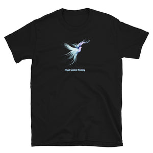 Angel Guided Healing - Dove Short-Sleeve Unisex T-Shirt