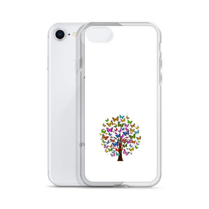 D4 - Butterfly Tree iPhone Case