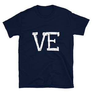 MA4 - VE (LOVE)Short-Sleeve Unisex T-Shirt