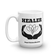 Load image into Gallery viewer, 1 - Angel Guided Healing - Healer Lotus Mug