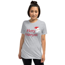 Load image into Gallery viewer, H - Merry Kissmyass Short-Sleeve Unisex T-Shirt