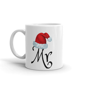 H2- Mr Claus Santa Hat Mug