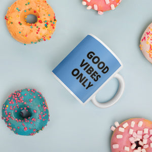 C - Good Vibes Only Mug
