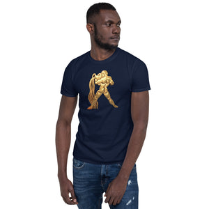 E - Aquarius Short-Sleeve Unisex T-Shirt