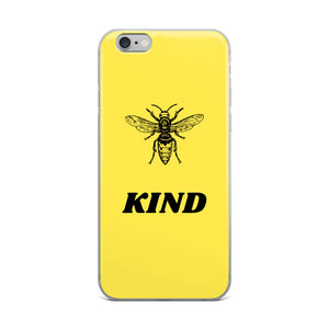 D9 - Bee Kind iPhone Case