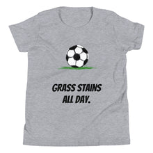 Load image into Gallery viewer, Y3 - Grass stains all day Youth Short Sleeve T-Shirt