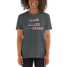 Load image into Gallery viewer, C- God Bless America Short-Sleeve Unisex T-Shirt