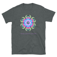 Load image into Gallery viewer, Angel Guided Healing - Lotus Bird Short-Sleeve Unisex T-Shirt