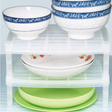 1 Layers Dish Plate Storage Organizer