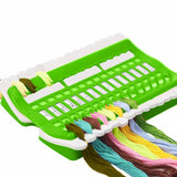 Floss Organizer Cross Stitch Kit