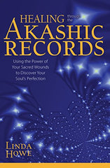 Book- Healing Through the Akashic Records