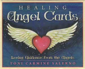 Oracle cards- Healing Angel Cards by Toni Carmine Salerno