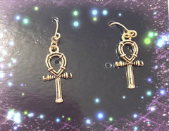 ANKH- Ankh Earrings