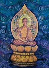 Art Print- Buddha Nature by Toni Carmine