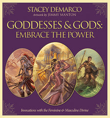 Book- Goddesses & Gods: Embrace the Power