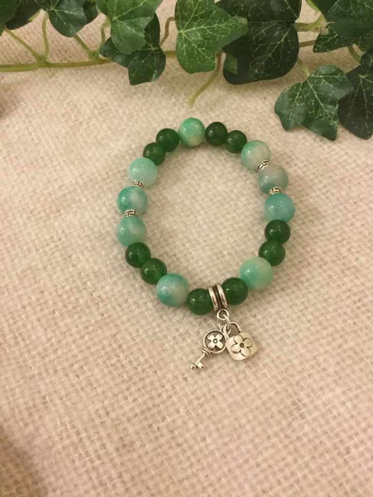 Bracelet Key To Good Health Qi New Age Healing Singapore