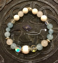Bracelet for Wisdom, Peace & Calm Meditation.1