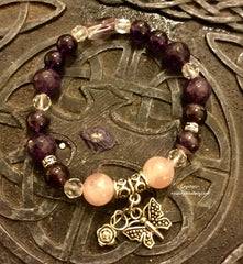 Bracelet - Freedom, Love, Intuition & Meditation