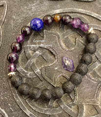 Bracelet - Intuition, Grounding & Meditation