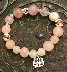 Bracelet- Love, Calm & Peace