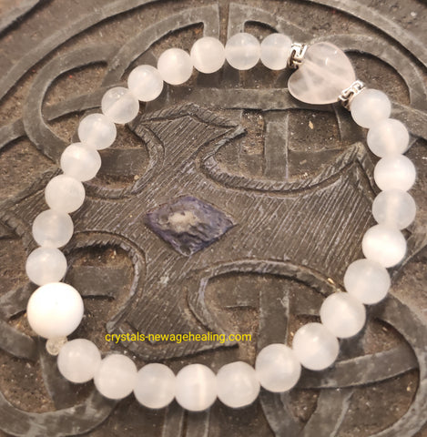 Bracelet - Selenite of Love