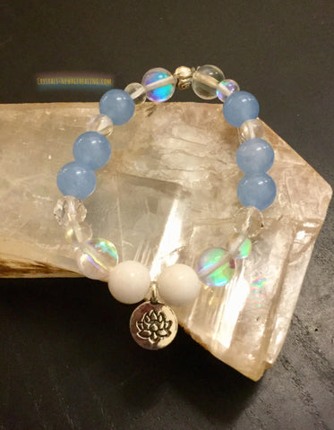 Bracelet- for Peace , Meditation & Calm