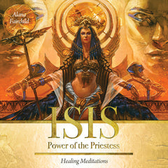 CD- Isis Power of the Priestess Alana Fairchild