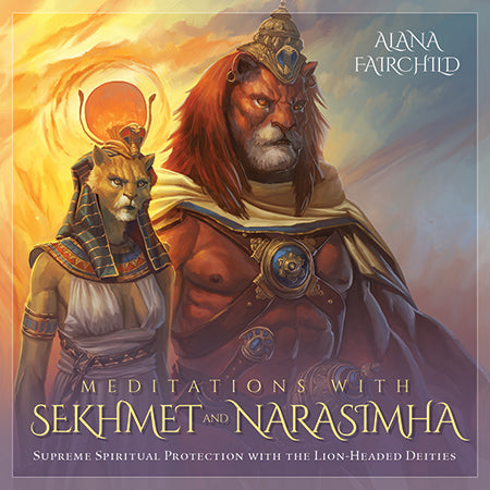 CD- Meditations with Sekhmet & Narasimha