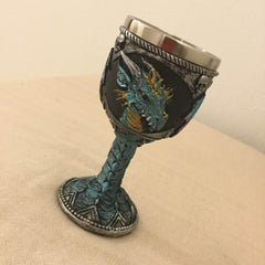Chalice-Green Dragon 5""